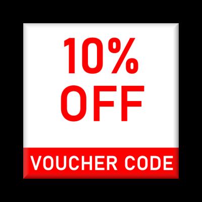 10% Off Voucher Code